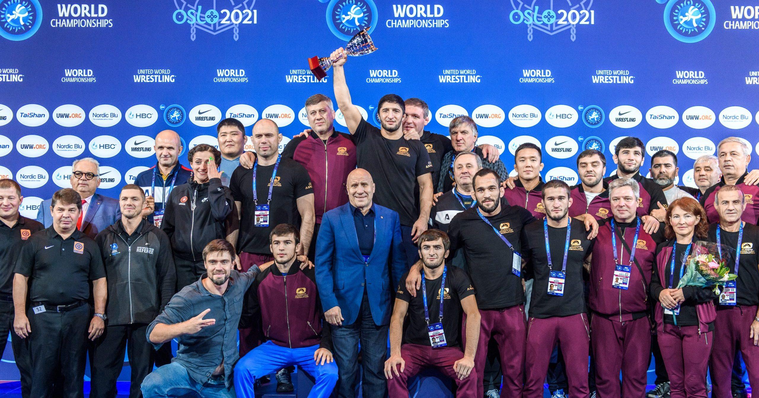 Русия изпревари САЩ за отборната титла в свободния стил (КЛАСИРАНЕ)