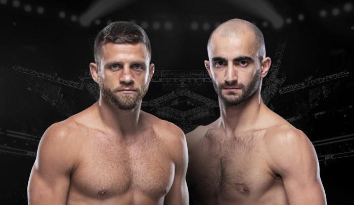 Келвин Катар – Гига Чикадзе оглавява първото събитие на UFC за 2022 г.