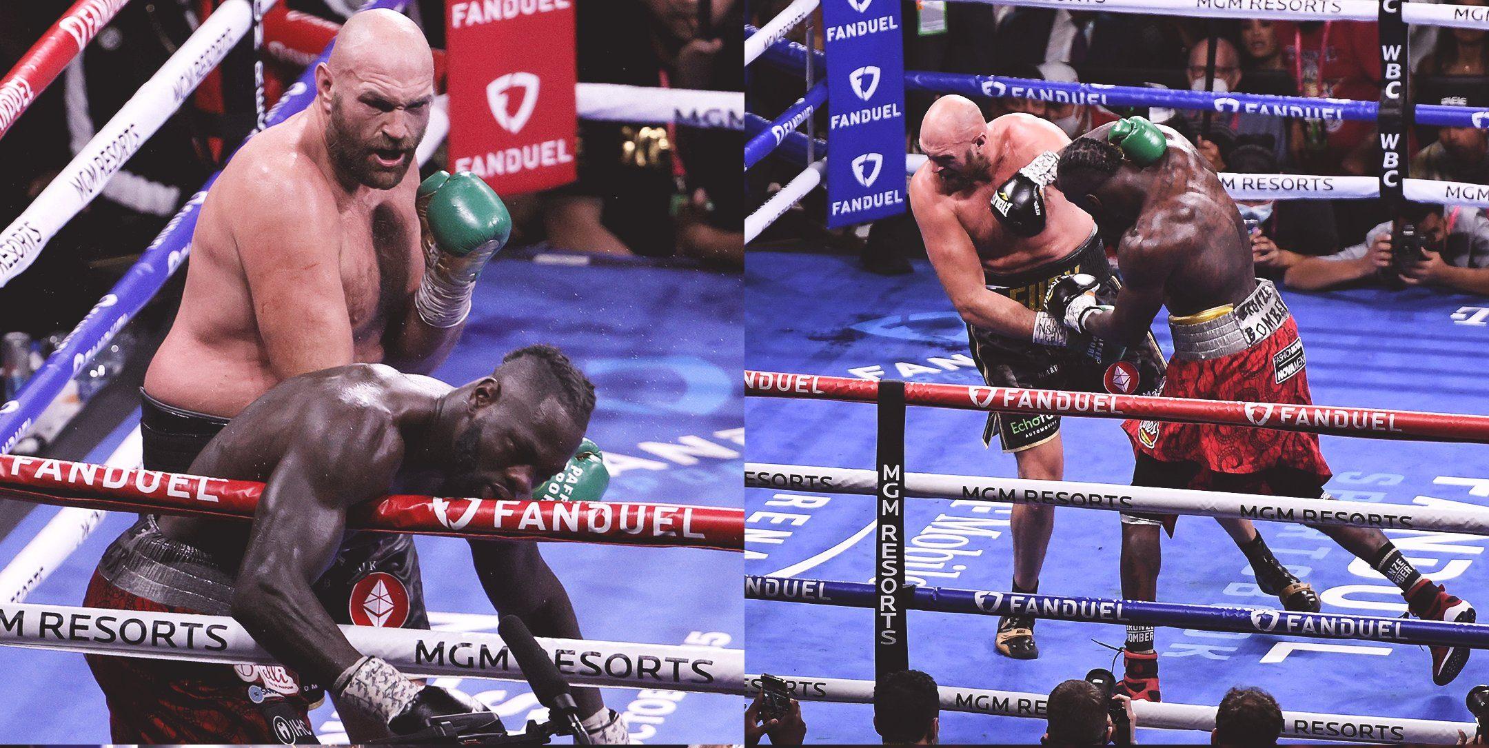 Фюри преби Уайлдър и запя след епохална битка с пет нокдауна!