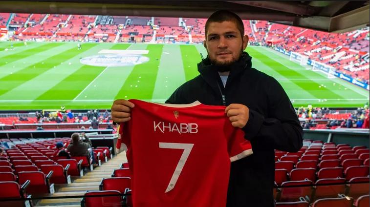 "Хабиб подкрепи Роналдо на ,,Олд Трафорд"""